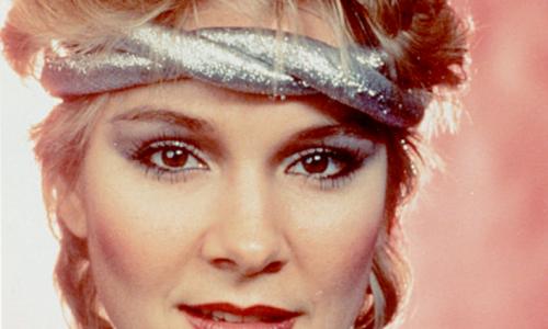 Meterora CYNTHIA RHODES mitica in Stayng Alive e Flashdance ieri e oggi