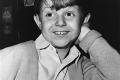 La triste storia MATTHEW GARBER mitico Michael Banks in Mary Poppins - (1956/1977)