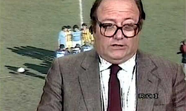 E' morto LUIGI NECCO … il simpatico giornalista sportivo – (1934/2018)