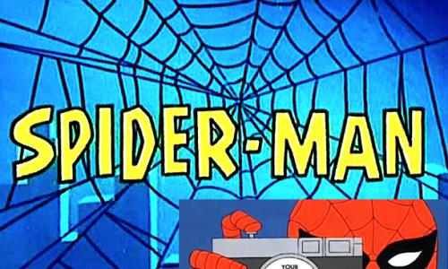 SPIDER MAN la prima serie animata dalla sigla storica – (1967)