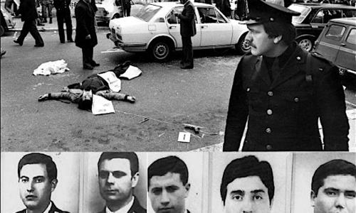 16 Marzo 1978 – La STRAGE DI VIA FANI