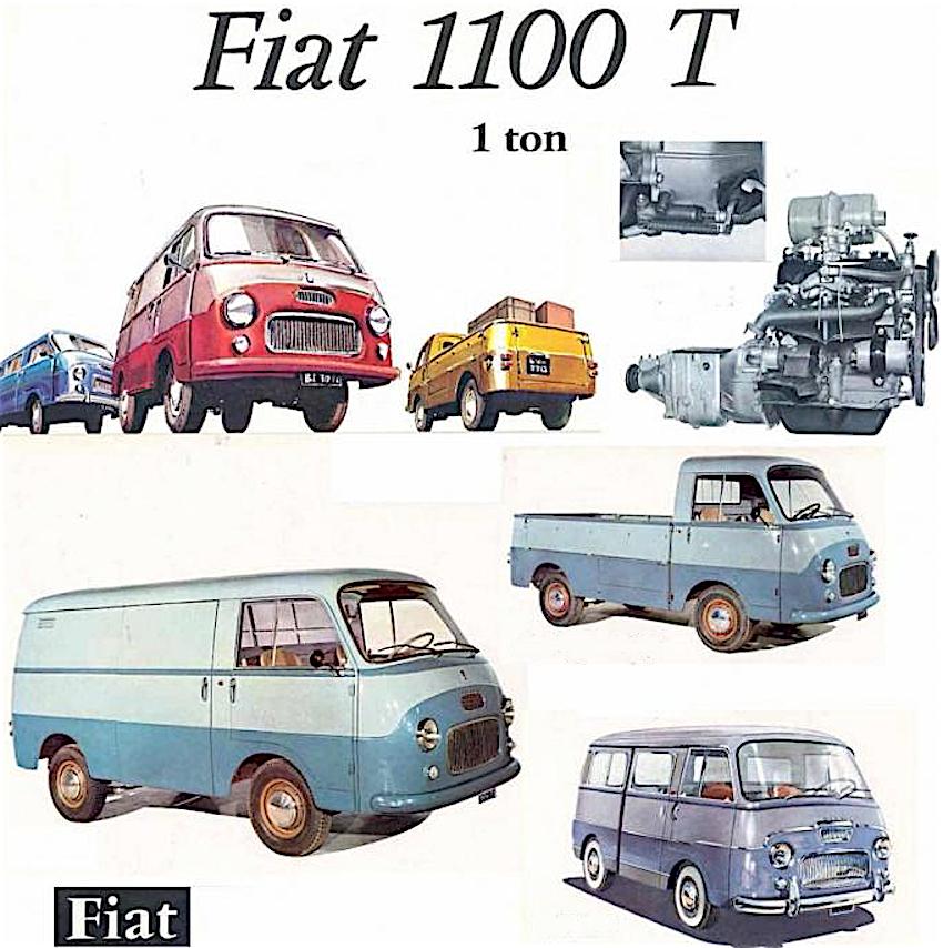 Fiat 1100T