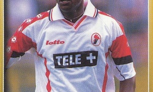 Muore PHIL MASINGA (1969/2019) ex giocatore di Bari anni '90