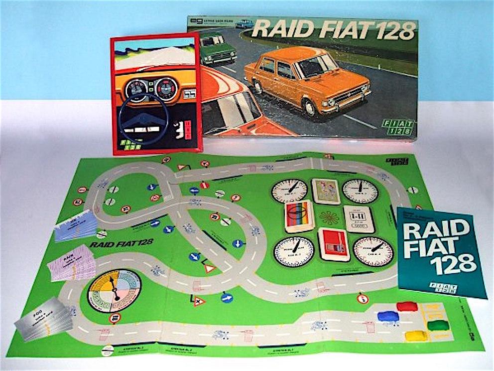 Raid Fiat 128