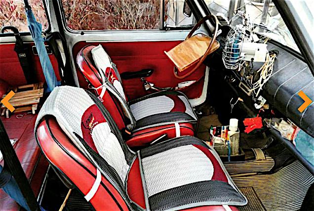 accessori auto vintage