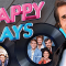 Le meteore della serie HAPPY DAYS - SPADINO e CHUCK CUNNIGHAM