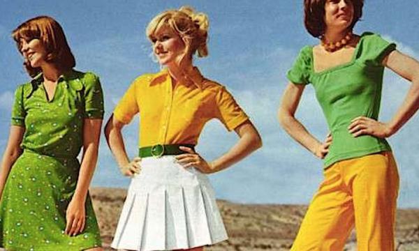 La MODA negli anni '70 – Storia, curiosità e tante FOTO
