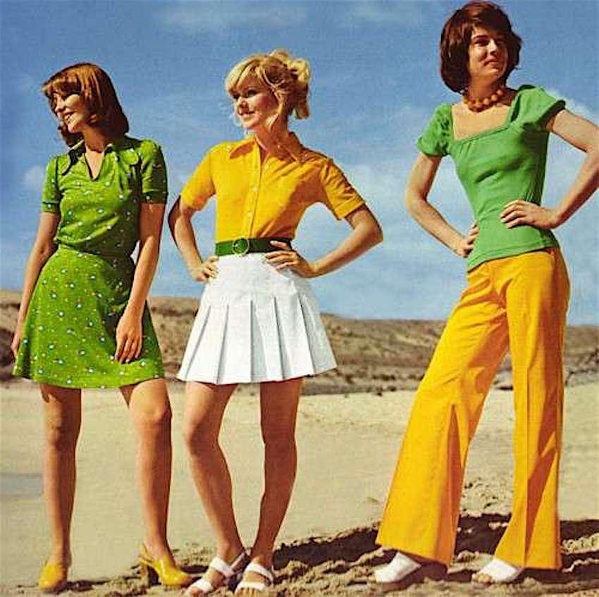 best sneakers 2cf1b 6a85b La MODA negli anni '70 – Storia, curiosità e tante FOTO