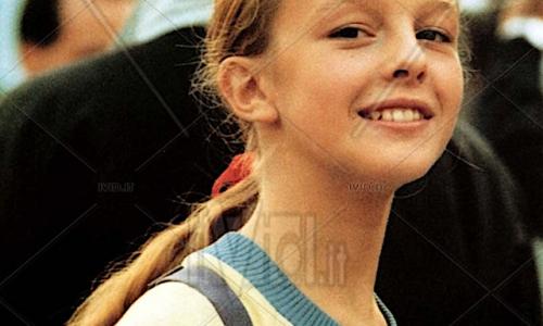 Meteore di Curiosando VIOLA SIMONCIONI bambina prodigio anni 80