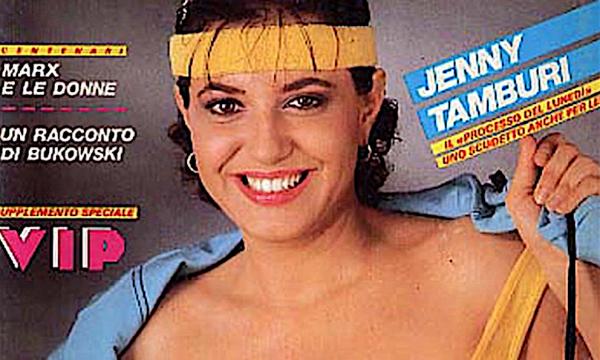 Ricordiamo JENNY TAMBURI – (1952/2006)