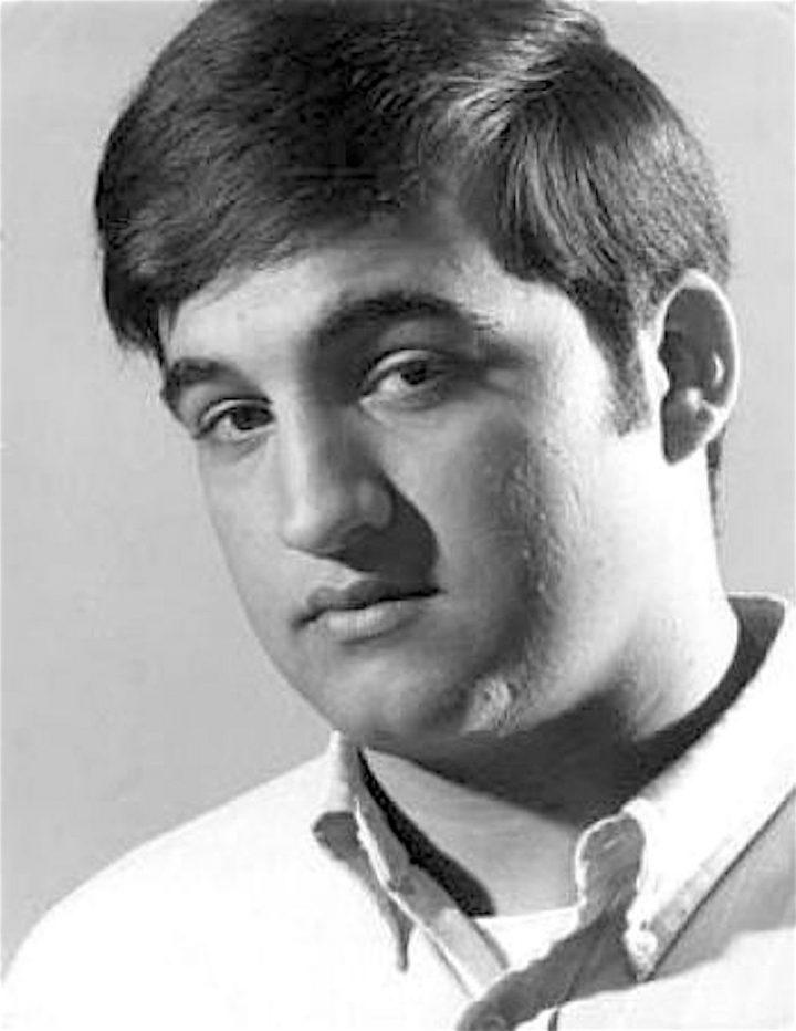 John Belushi giovanissimo