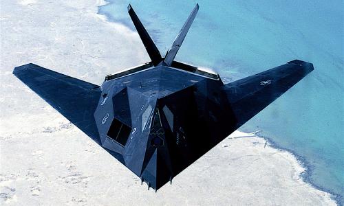 LOCKHEED F-117 NIGHTHAWK … il primo Stealth a volare – (1981)