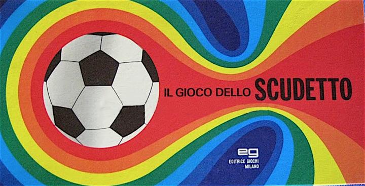 Confezione della prima edizione del 1970