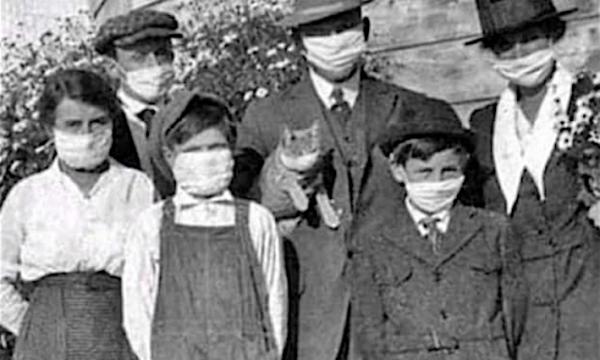 Pandemia Influenza SPAGNOLA … la storia si ripete (1918/1920)