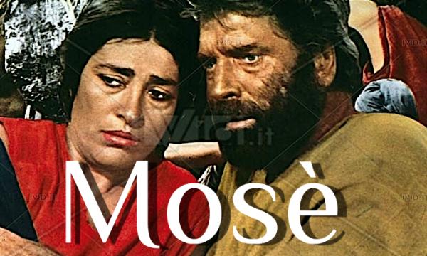 Mosè …. lo Sceneggiato RAI (1974)