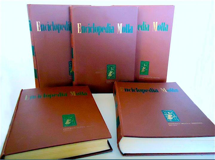 Enciclopedia motta