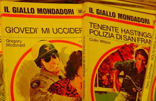 IL GIALLO MONDADORI – (dal 1929)